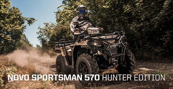 Novo Sportsman 570 Hunter Edition